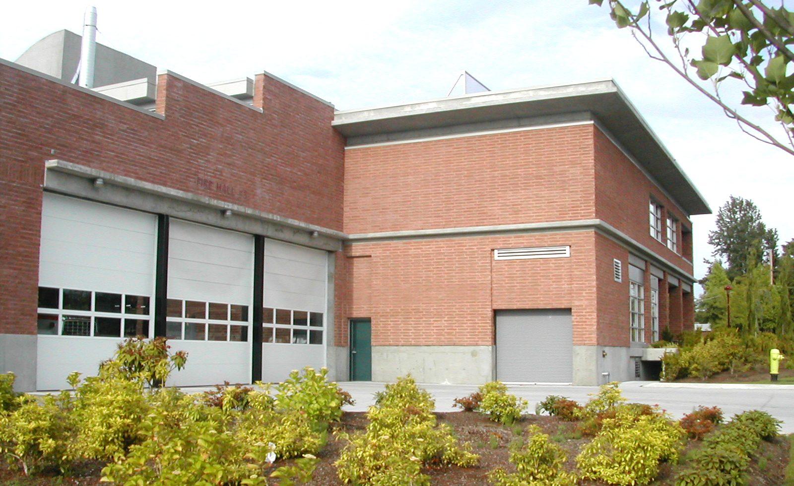 North Delta Public Safety Building