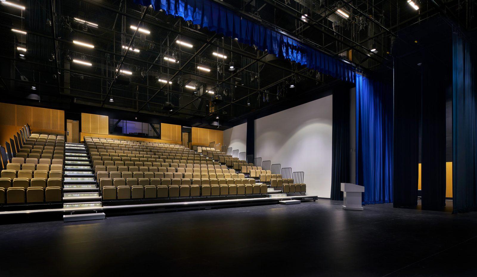 Kitsilano Secondary Theatre