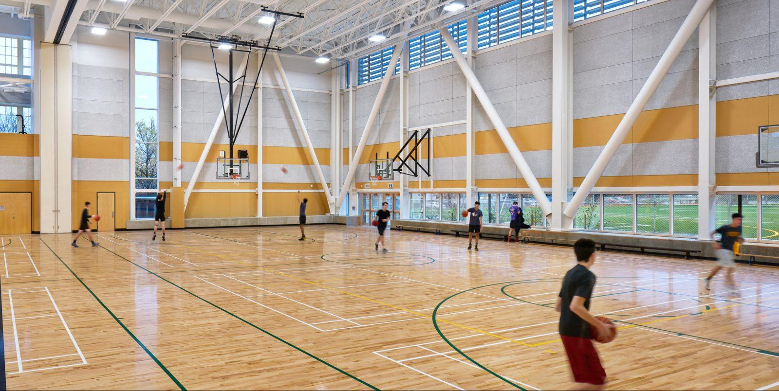 Kitsilano Secondary Gymnasium