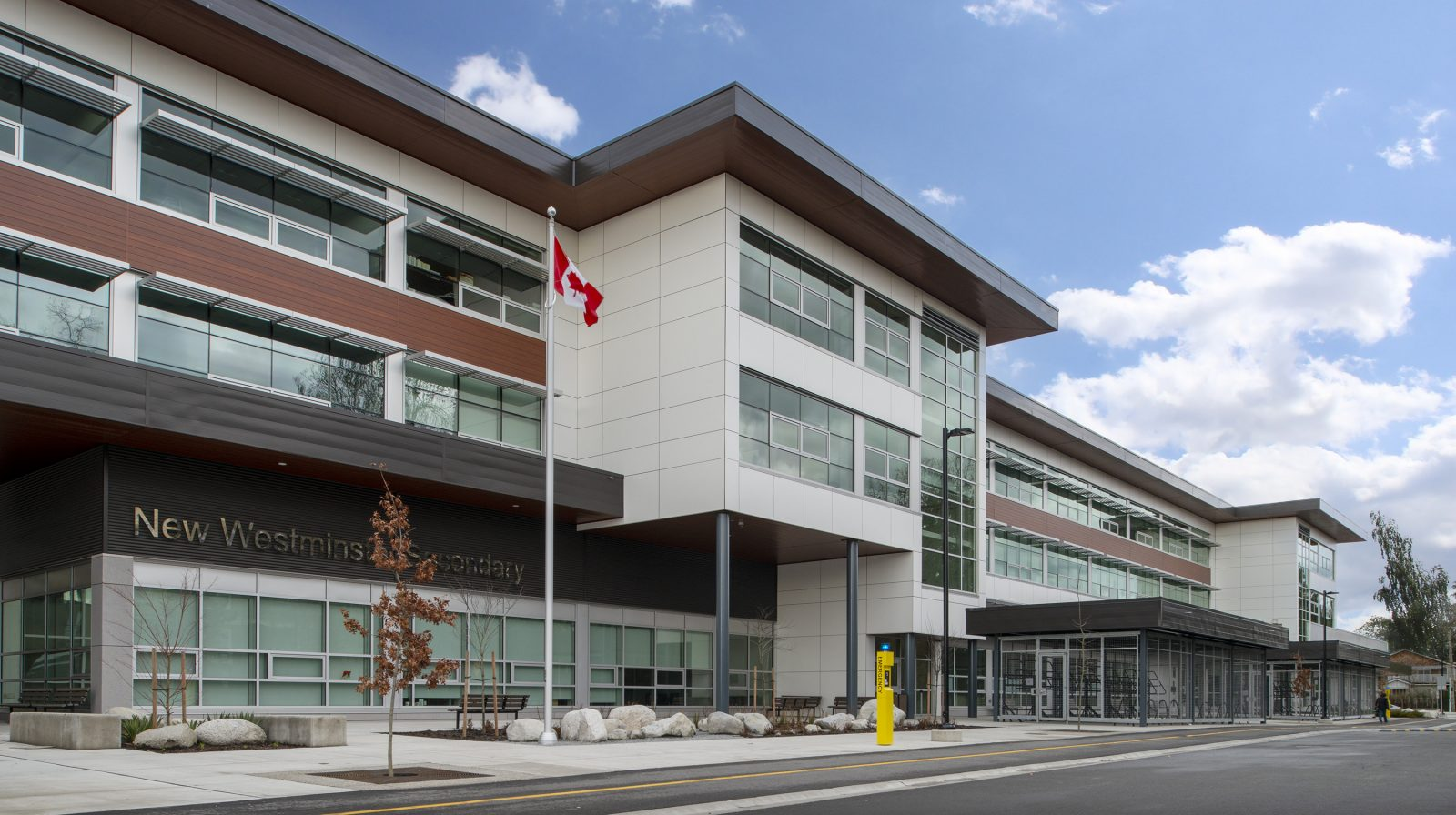 New Westminster Secondary School