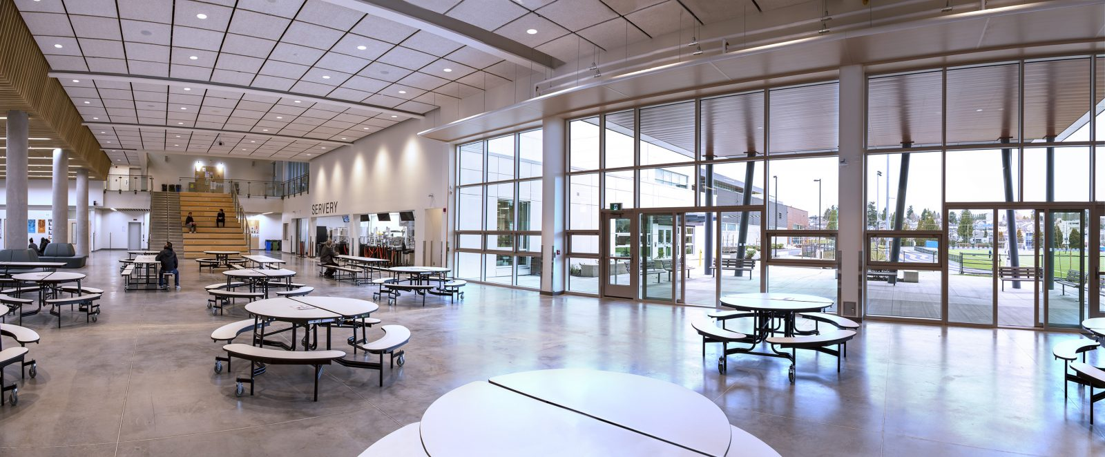 New Westminster Secondary